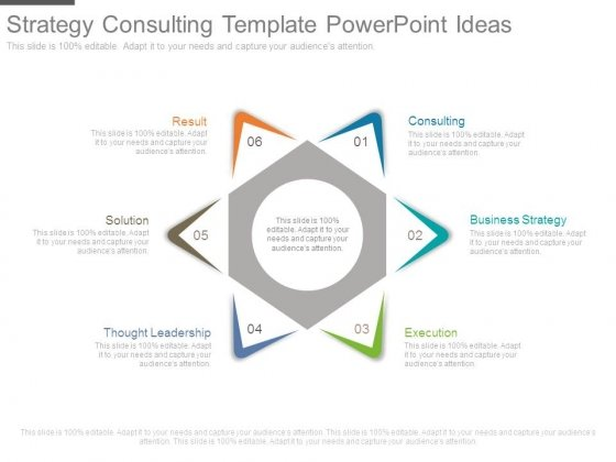 Strategy Consulting Template Powerpoint Ideas