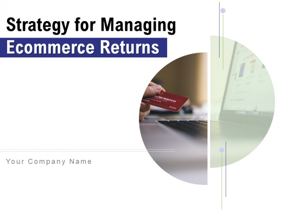 Strategy For Managing Ecommerce Returns Ppt PowerPoint Presentation Complete Deck With Slides