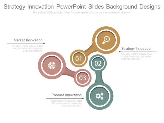 Strategy Innovation Powerpoint Slides Background Designs