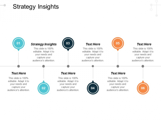 Strategy Insights Ppt PowerPoint Presentation Summary Show Cpb