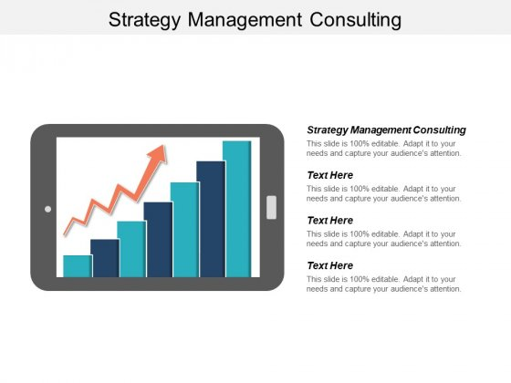 Strategy Management Consulting Ppt PowerPoint Presentation File