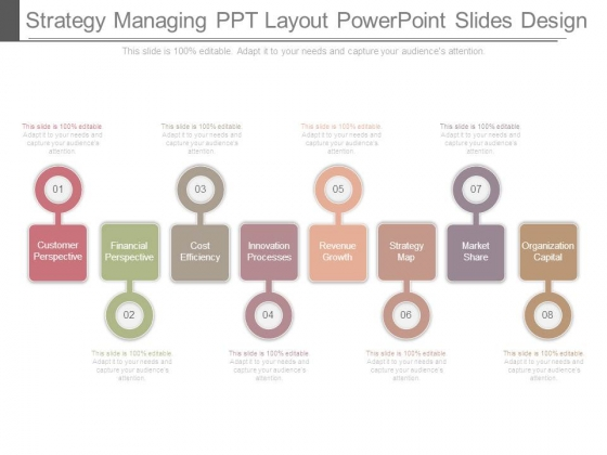 Strategy Managing Ppt Layout Powerpoint Slides Design