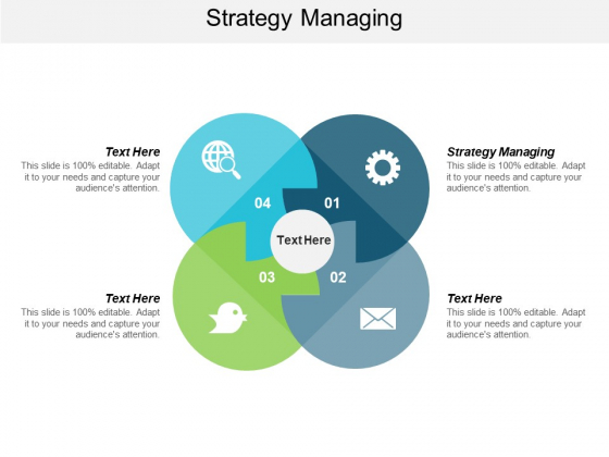 Strategy Managing Ppt PowerPoint Presentation Ideas Slides Cpb