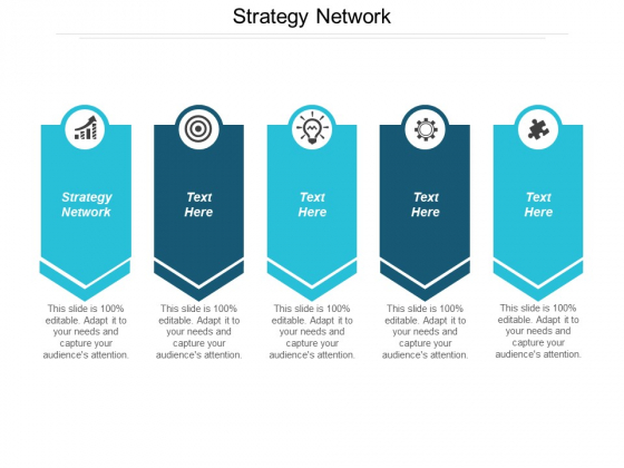 Strategy Network Ppt PowerPoint Presentation Gallery Graphics Cpb