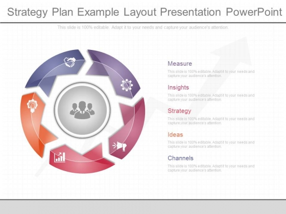 Strategy Plan Example Layout Presentation Powerpoint