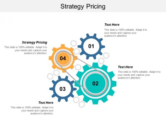 Strategy Pricing Ppt PowerPoint Presentation Icon Outfit Cpb