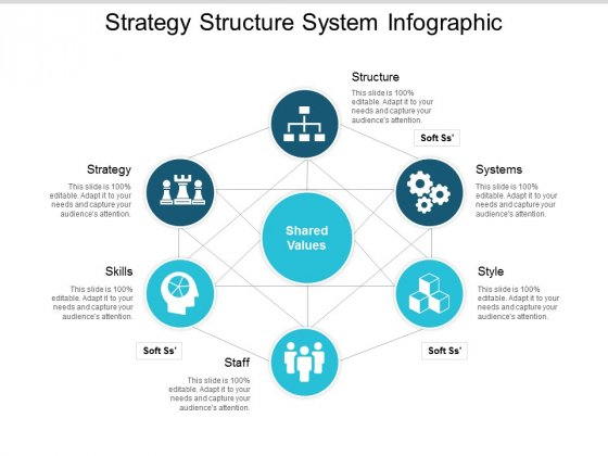 Strategy Structure System Infographic Ppt PowerPoint Presentation Portfolio Inspiration
