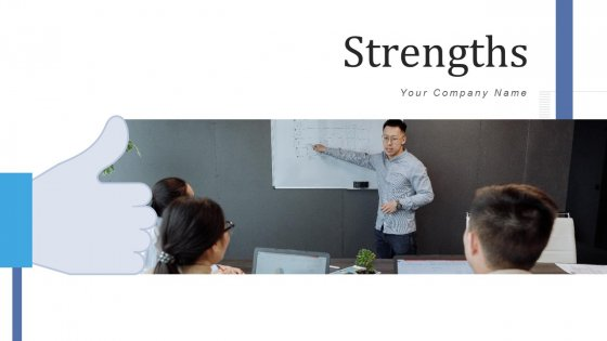 Strengths Technology Corporate Ppt PowerPoint Presentation Complete Deck