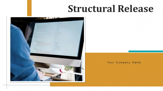 Structural Release Process Timeline Ppt PowerPoint Presentation Complete Deck
