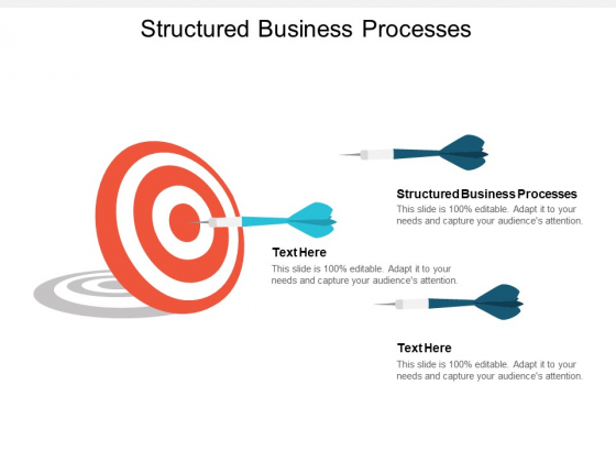 Structured Business Processes Ppt PowerPoint Presentation Styles Show Cpb