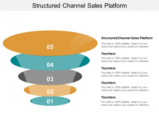 Structured Channel Sales Platform Ppt PowerPoint Presentation Gallery Picture Cpb