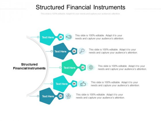 Structured Financial Instruments Ppt PowerPoint Presentation Pictures Designs Download Cpb