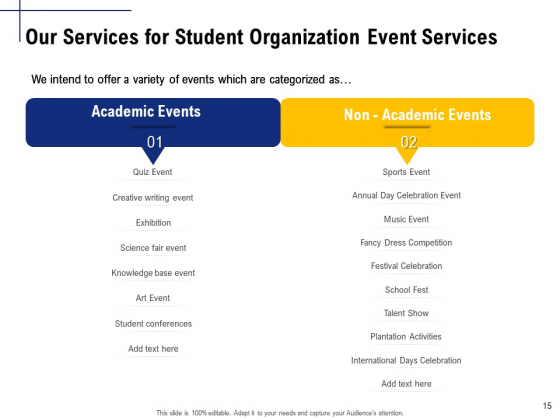 Student_Club_Event_Planning_Ppt_PowerPoint_Presentation_Complete_Deck_With_Slides_Slide_15