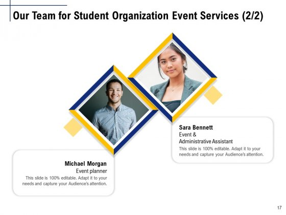 Student_Club_Event_Planning_Ppt_PowerPoint_Presentation_Complete_Deck_With_Slides_Slide_17