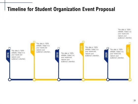 Student_Club_Event_Planning_Ppt_PowerPoint_Presentation_Complete_Deck_With_Slides_Slide_31