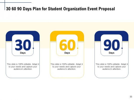 Student_Club_Event_Planning_Ppt_PowerPoint_Presentation_Complete_Deck_With_Slides_Slide_33