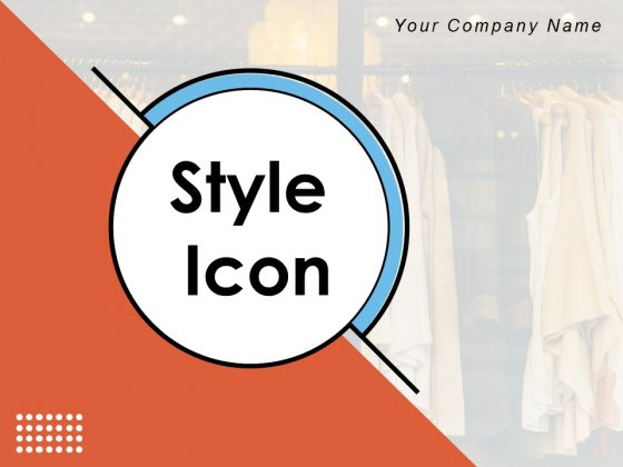 Style Icon Individual Measuring Ppt PowerPoint Presentation Complete Deck