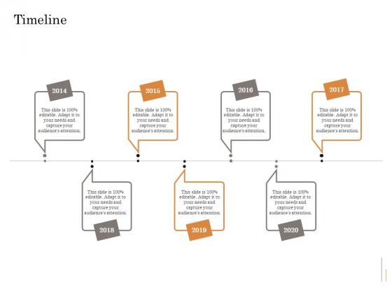 Subordinated Loan Funding Timeline Ppt Layouts Brochure PDF