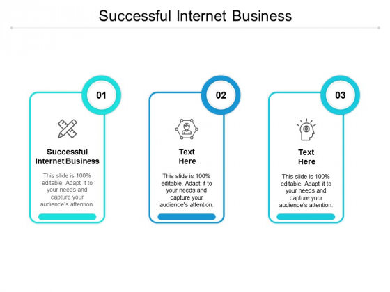 Successful Internet Business Ppt PowerPoint Presentation Summary Layout Cpb