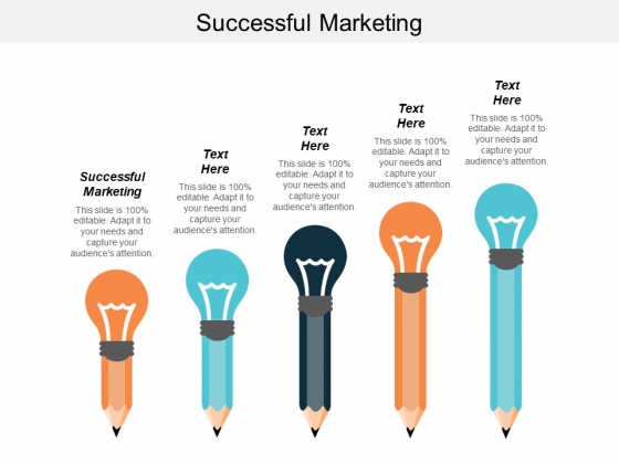 Successful Marketing Ppt PowerPoint Presentation Icon Inspiration Cpb