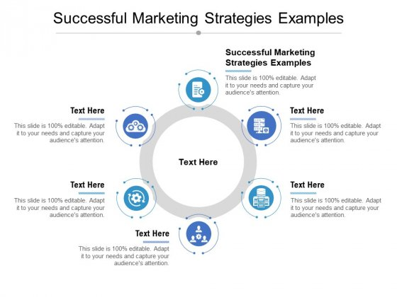Successful Marketing Strategies Examples Ppt PowerPoint Presentation Infographic Template Layout Cpb