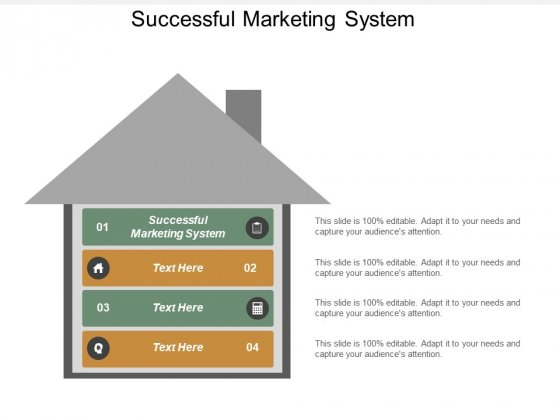 Successful Marketing System Ppt PowerPoint Presentation Slides Samples Cpb