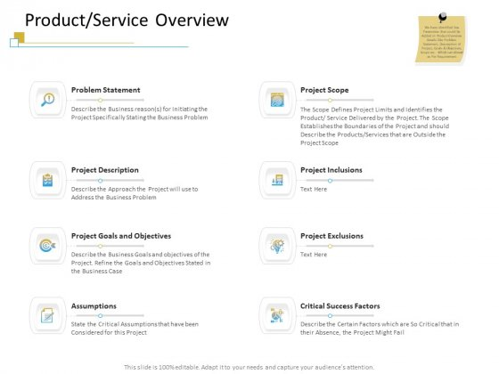 Successful Mobile Strategies For Business Product Service Overview Background PDF