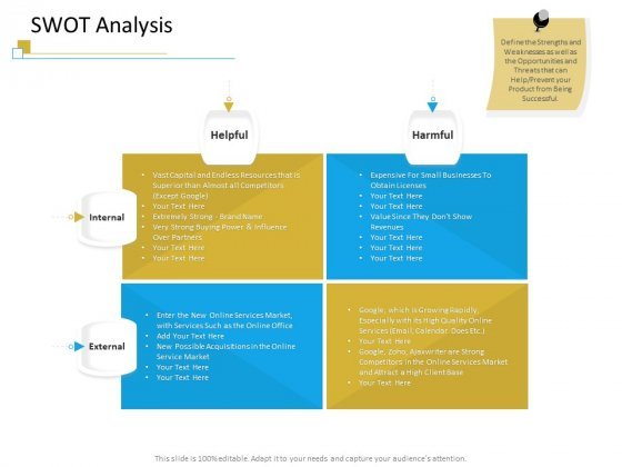 Successful_Mobile_Strategies_For_Business_SWOT_Analysis_Introduction_PDF_Slide_1