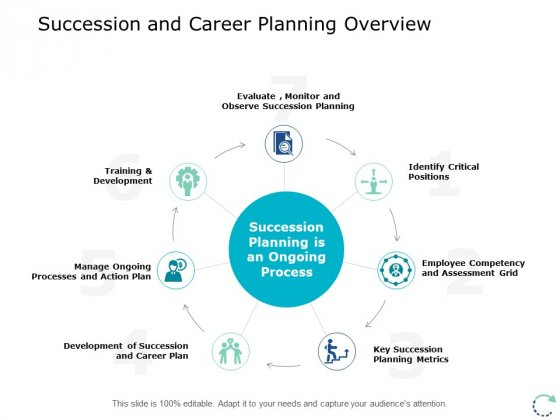Succession And Career Planning Overview Ppt PowerPoint Presentation Summary Sample