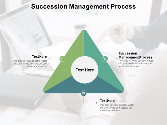 Succession Management Process Ppt Powerpoint Presentation Slides Visual Aids Cpb