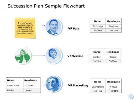 Succession Plan Sample Flowchart Ppt Powerpoint Presentation Layouts Portfolio