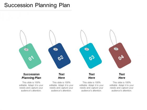 Succession Planning Plan Ppt PowerPoint Presentation Guide Cpb