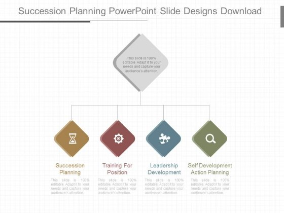 Succession Planning Powerpoint Slide Designs Download