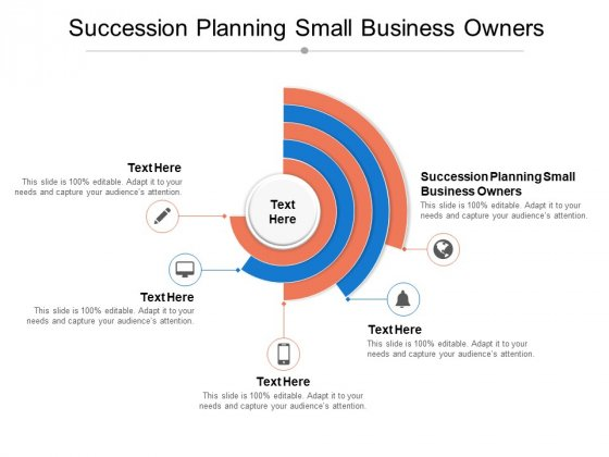 Succession Planning Small Business Owners Ppt PowerPoint Presentation Layouts Topics Cpb