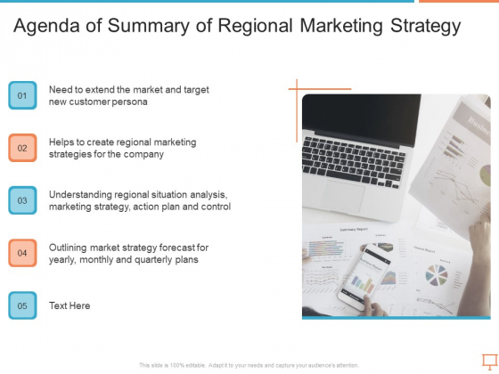 Summary_Of_Regional_Marketing_Strategy_Ppt_PowerPoint_Presentation_Complete_Deck_With_Slides_Slide_2