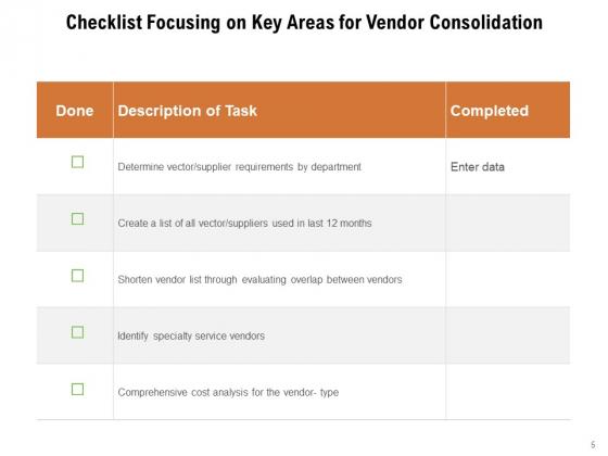 Supplier_Integration_Checklist_Costs_Ppt_PowerPoint_Presentation_Complete_Deck_Slide_5