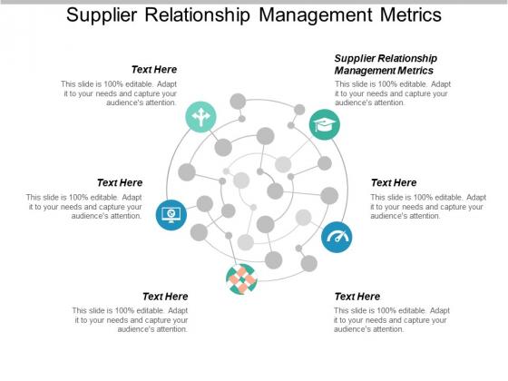 Supplier_Relationship_Management_Metrics_Ppt_PowerPoint_Presentation_Styles_Designs_Slide_1