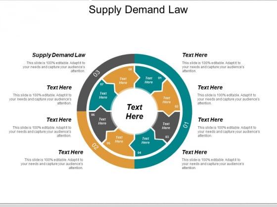Supply Demand Law Ppt PowerPoint Presentation Portfolio Structure