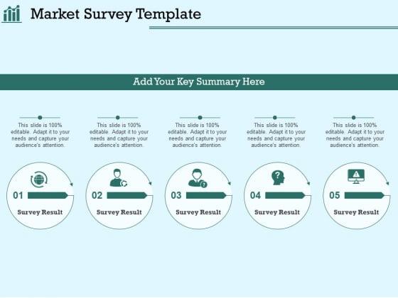 Survey Analysis Gain Marketing Insights Market Survey Template Inspiration PDF
