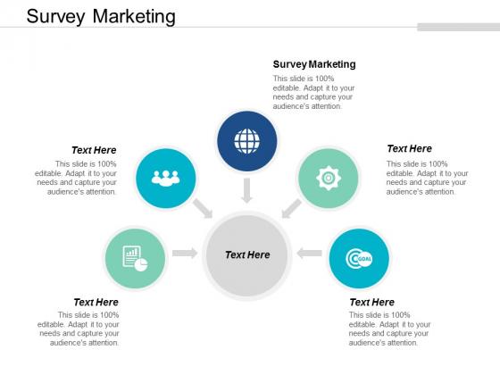 Survey Marketing Ppt Powerpoint Presentation Portfolio Example Cpb