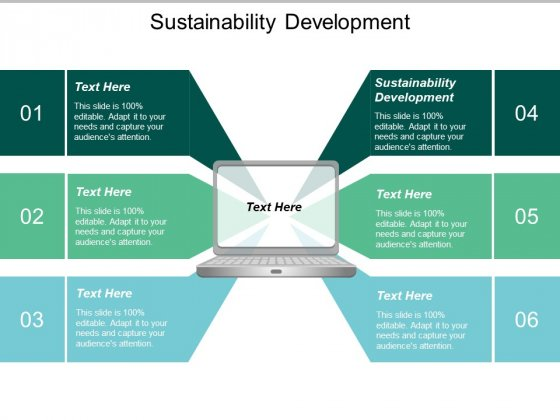 Sustainability Development Ppt PowerPoint Presentation Infographics Graphics Template Cpb