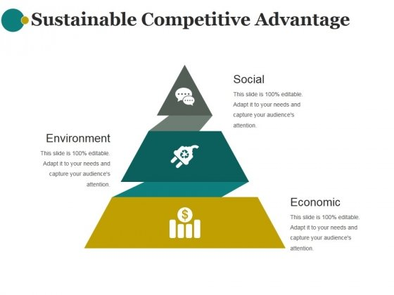 Sustainable Competitive Advantage Template 1 Ppt PowerPoint Presentation Slide Download