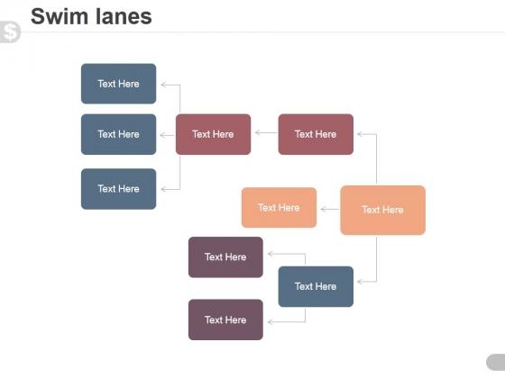 Swim Lanes Ppt PowerPoint Presentation Backgrounds