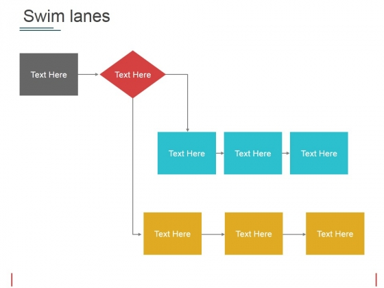 Swim Lanes Ppt PowerPoint Presentation Styles Example