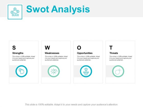 Swot Analysis Marketing Ppt PowerPoint Presentation Show Gridlines