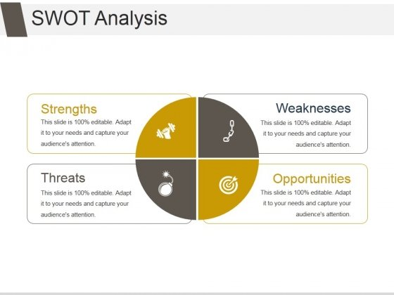 Swot Analysis Ppt PowerPoint Presentation Example