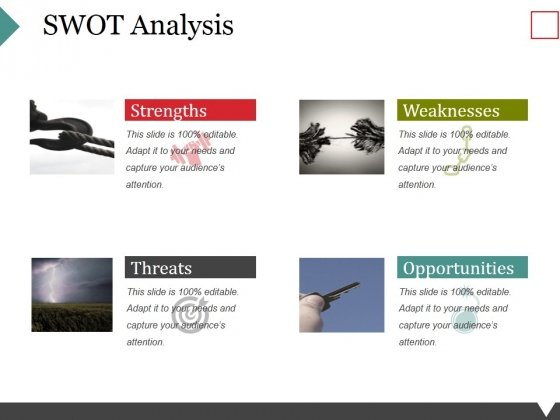 Swot Analysis Ppt PowerPoint Presentation Model Layouts