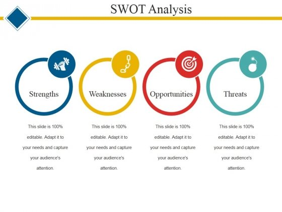 Swot Analysis Ppt PowerPoint Presentation Portfolio Layouts
