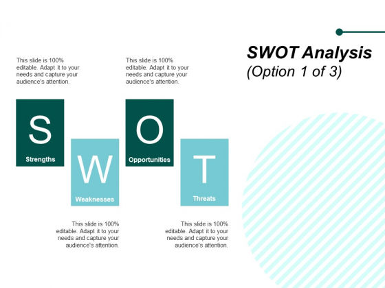 Swot Analysis Ppt PowerPoint Presentation Professional Visuals