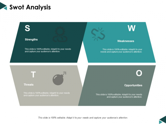 Swot Analysis Ppt Powerpoint Presentation Show Graphics Design